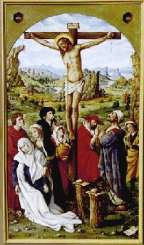 El Cristo de la Miel de Rafael Pedros