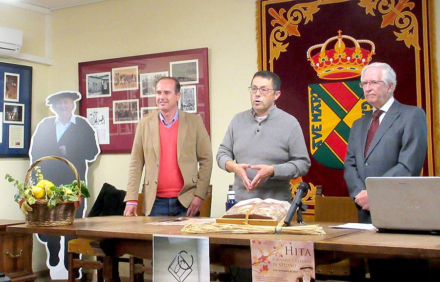 Sesión académica en el centenario de Manuel Criado de Val