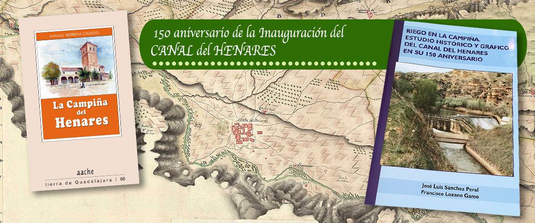 Siglo y medio del Canal del Henares