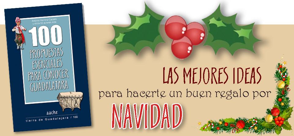 Ideas para hacer regalos en Navidad con libros de Guadalajara