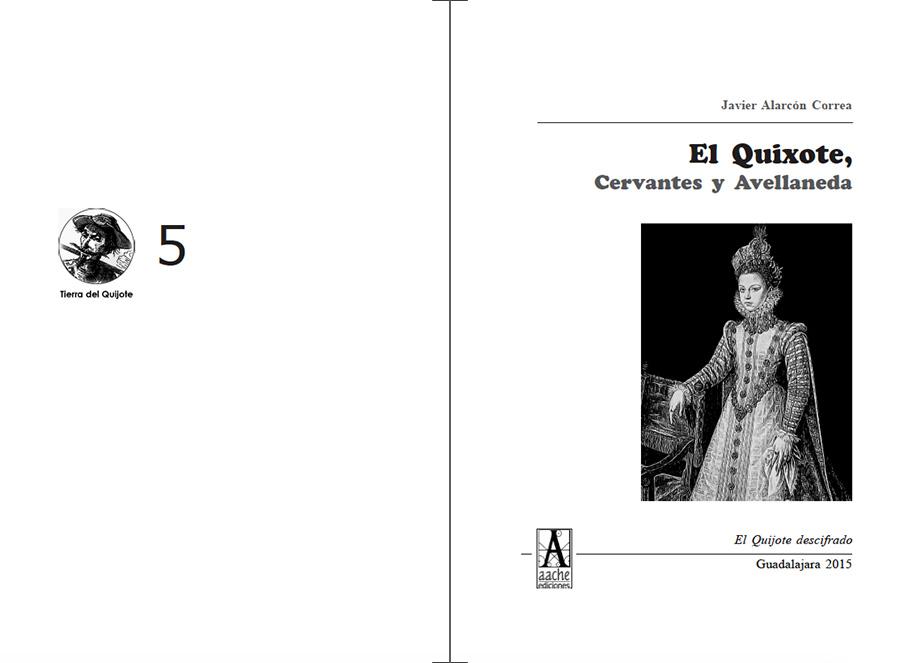 El Qiixote, Cervantes y Avellaneda
