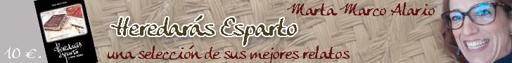 heredaras esparto y otros relatos