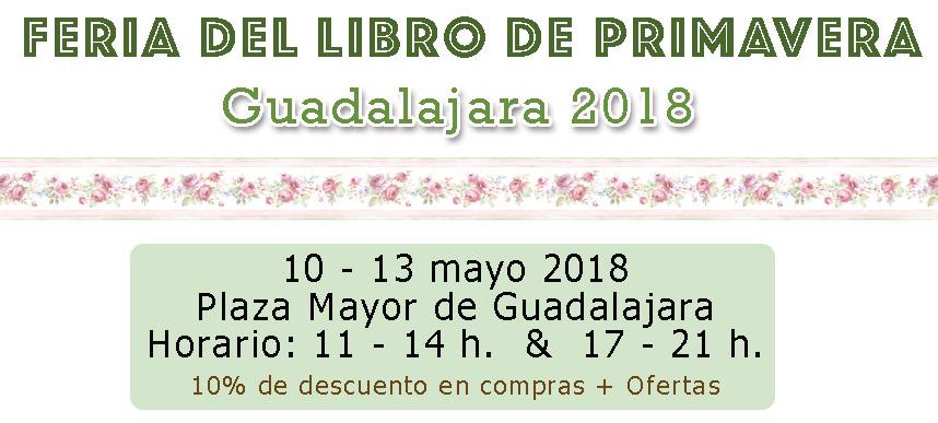 Feria del libro de Guadalajara 2018
