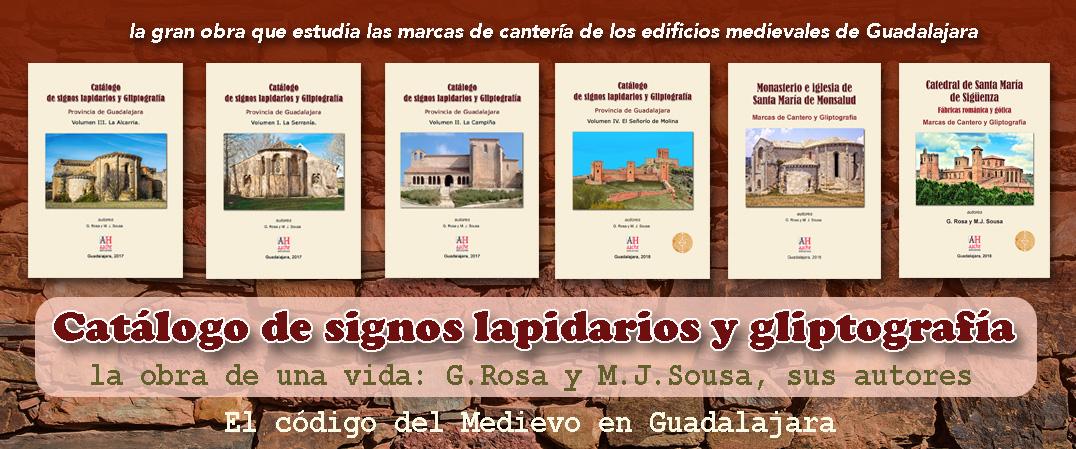 Catálogo de Signos Lapidarios y Gliptografía de Guadalajara