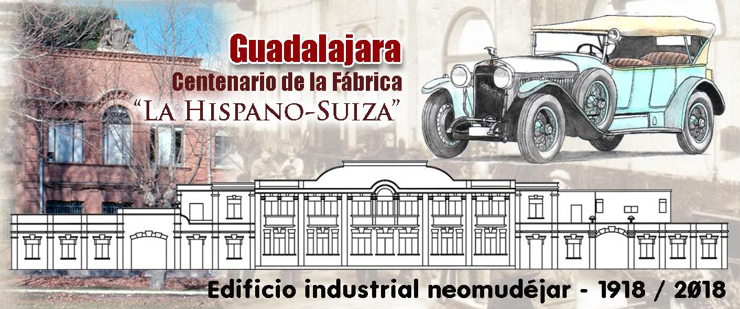 Centenario de la Hispano Suiza