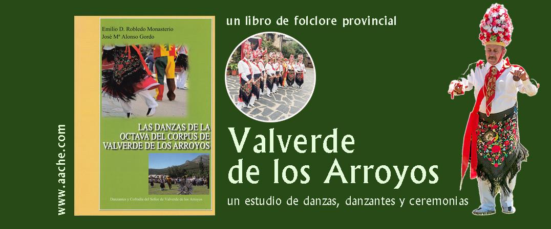 Las danzas de Valverde de los Arroyos