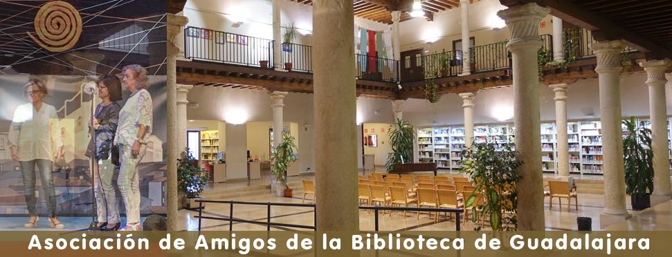 Me he hecho de la Asociación de Amigos de la Biblioteca