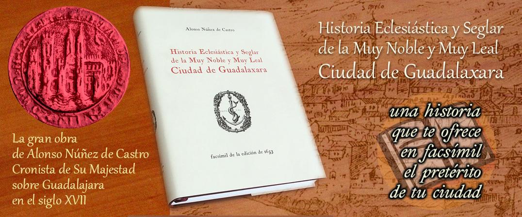 Historia de Guadalaxara