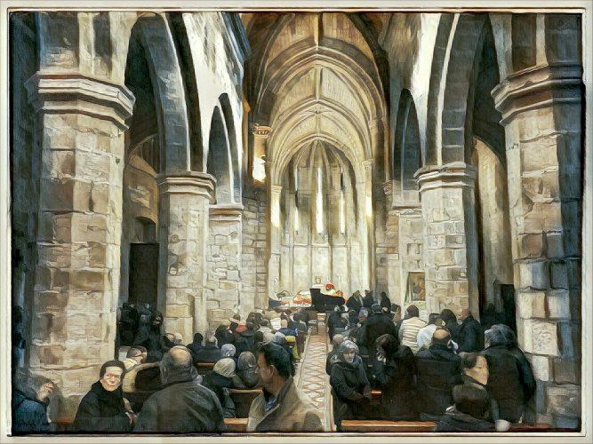 Iglesia de Alcocer