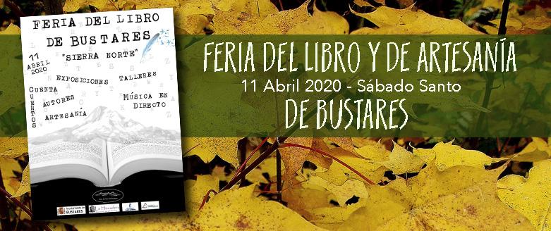 Feria del Libro de Bustares 2020
