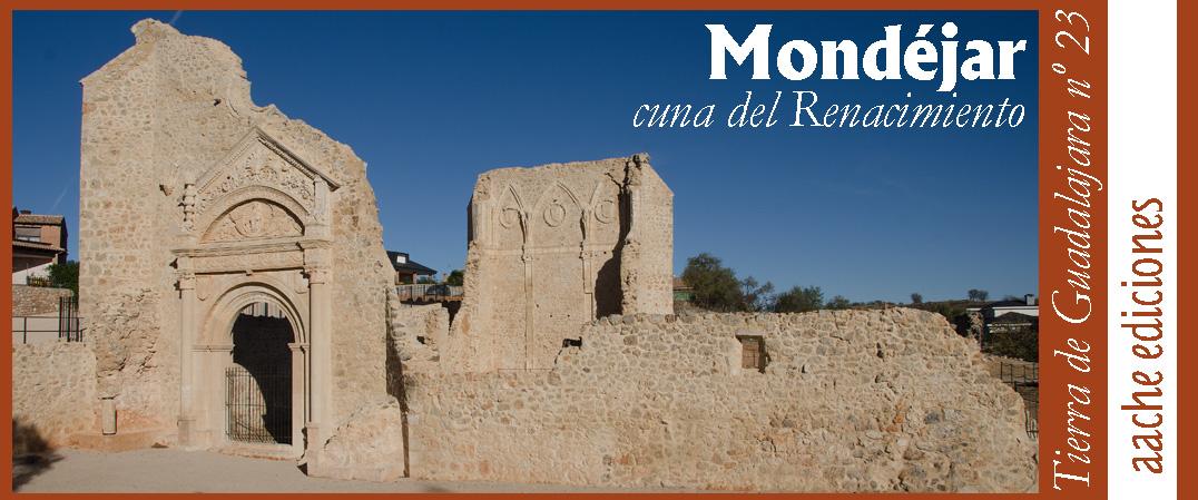 Convento de San Antonio en Mondejar cuna del Renacimiento