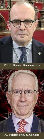Francisco Javier Sanz Serrulla & Antonio Herrera Casado