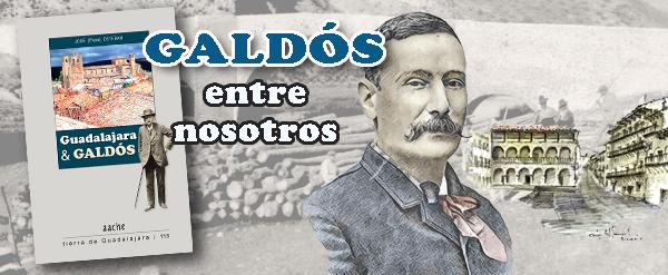 Guadalajara y Galdós