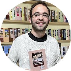 Julio Martinez autor de La Masoneria en Guadalajara