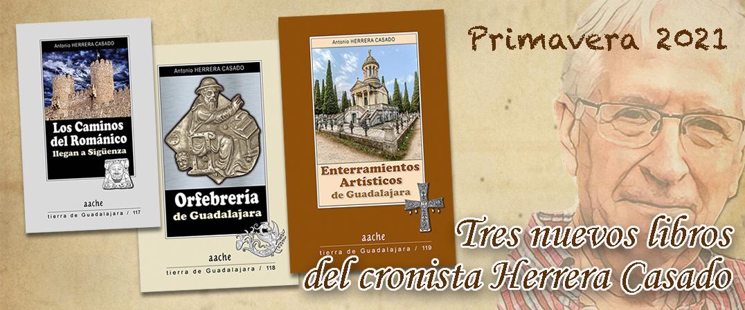 Cuatro nuevas obras de Herrera Casado