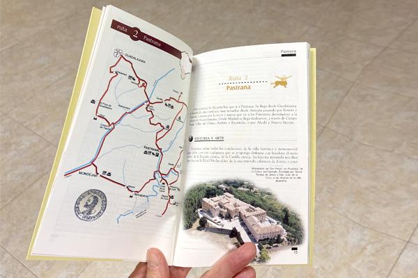 ruta por pastrana y su comarca