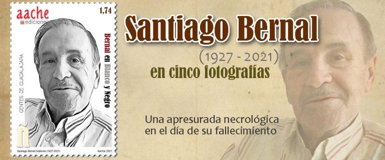 santiago bernal gutierrez, maestro de la fotografia