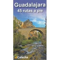 Guadalajara 45 rutas a pie