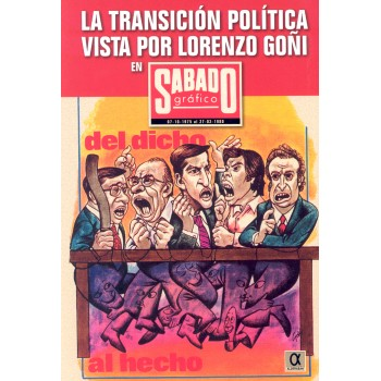 La transición política...