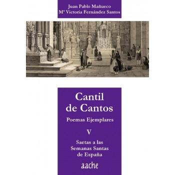 Cantil de Cantos. V. Saetas...