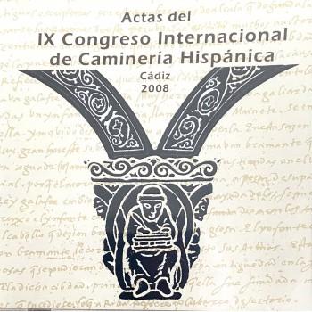 Actas del IX Congreso de...
