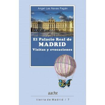 El palacio real de Madrid....
