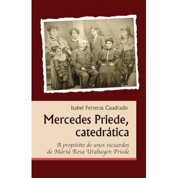 Mercedes Priede, catedrática