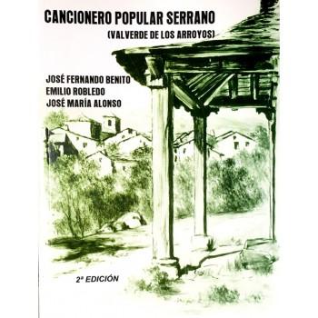 Cancionero Popular Serrano....