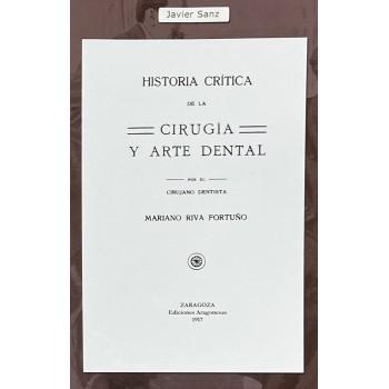 Historia crítica de la...