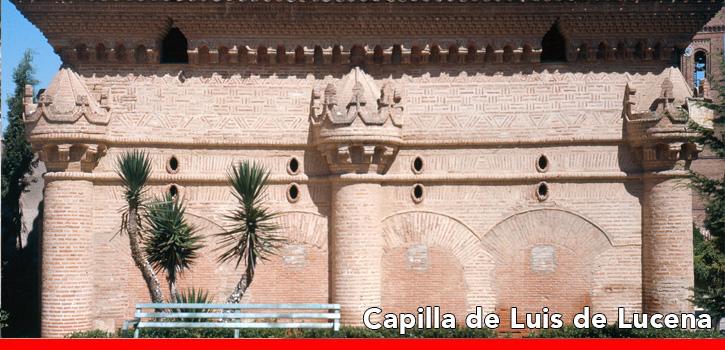 La capilla de Luis de Lucena