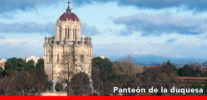 Panteon de la Duquesa de Sevillano
