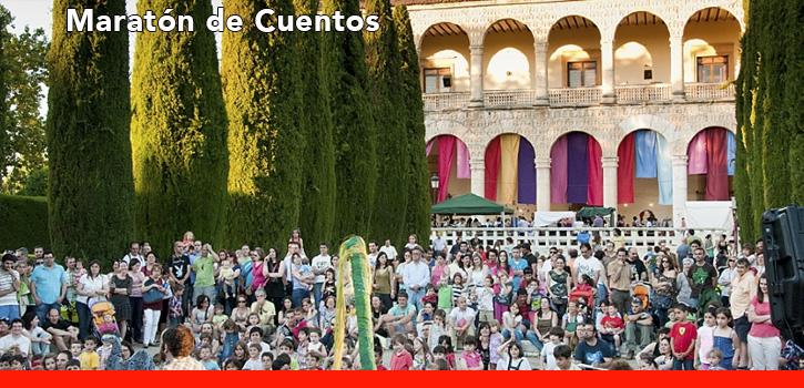 Maraton de los Cuentos de Guadalajara