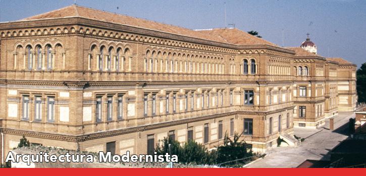 Arquitectura modernista en Guadalajara
