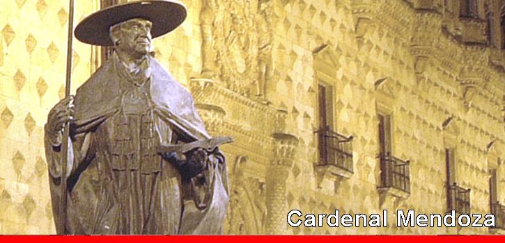 El Cardenal Mendoza don Pedro Gonzalez de Mendoza