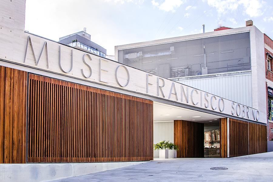 Guadalajara Museo Francisco Sobrino Arte Cinético
