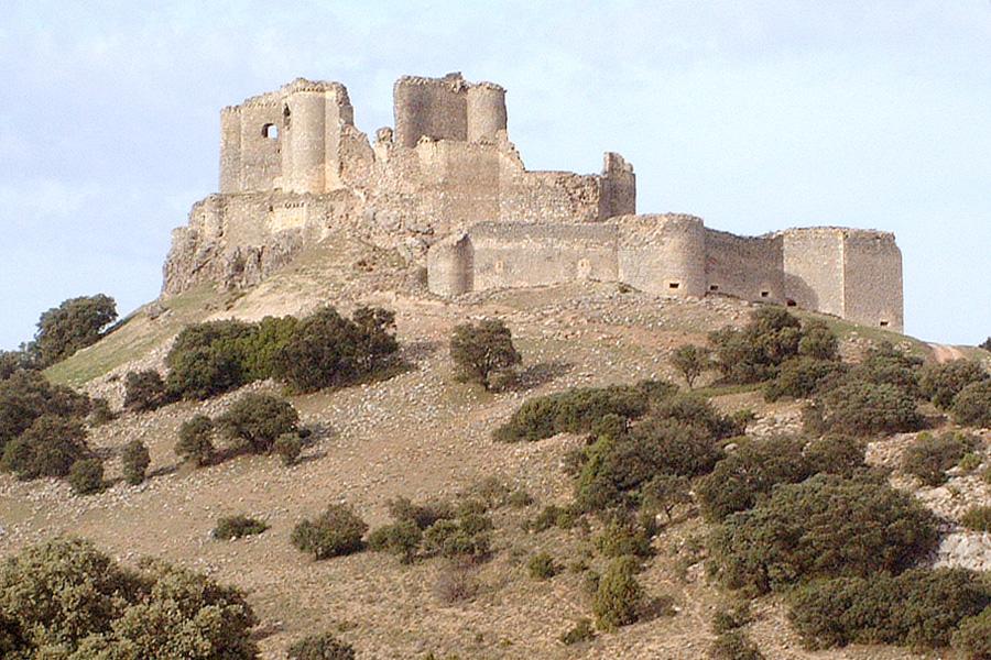 Castillos - Castillo de la Puebla de Almenara, en Cuenca