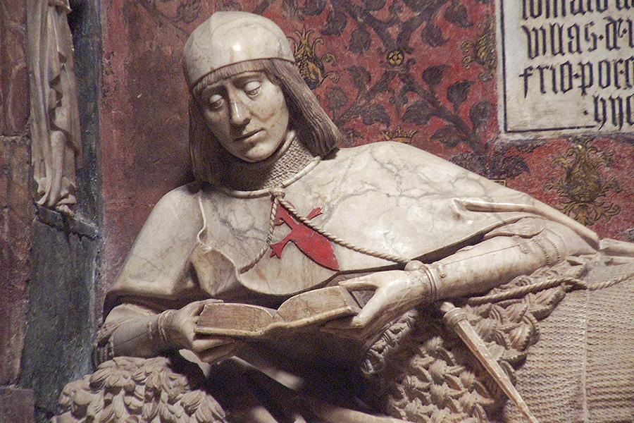 Martin Vazquez de Arce el Doncel de Sigüenza
