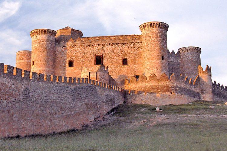 El castillo de Belmonte