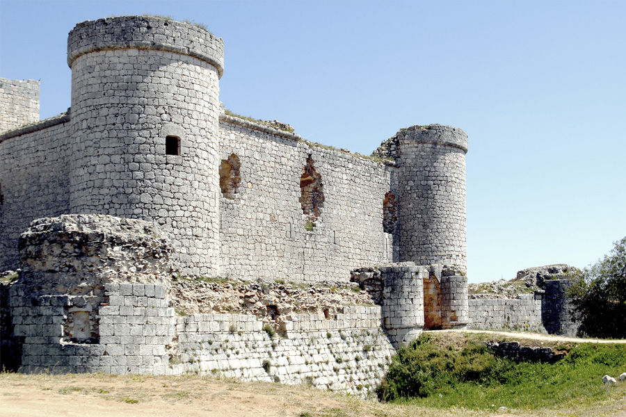 Castillo de Pioz