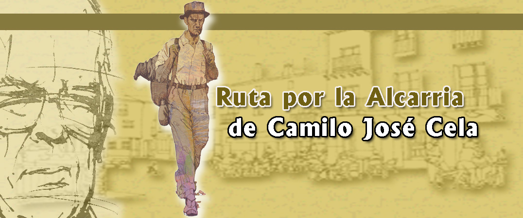 Ruta de Camilo Jose Cela por la Alcarria