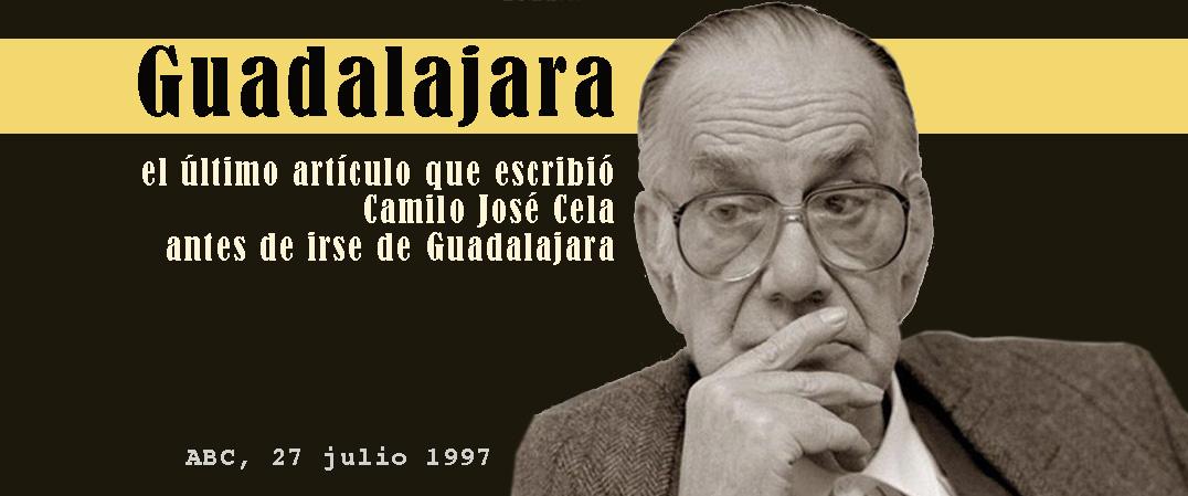 Cela y Guadalajara