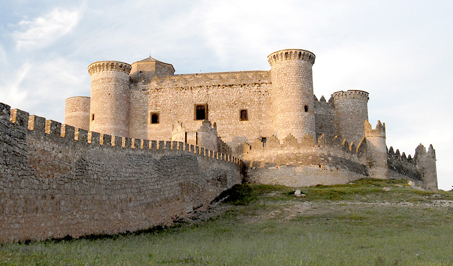 Belmonte de Cuenca. Castillos y fortalezas de Castilla la Mancha