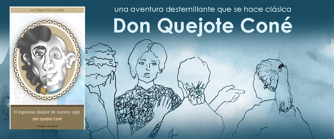 Don Quejote Coné