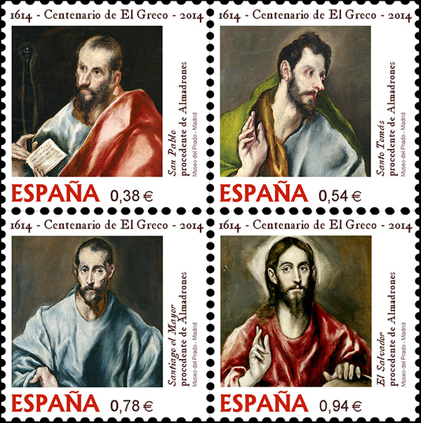 El Apostolado de Almadrones acabó (con cuatro de sus cuadros) en el Museo del Prado