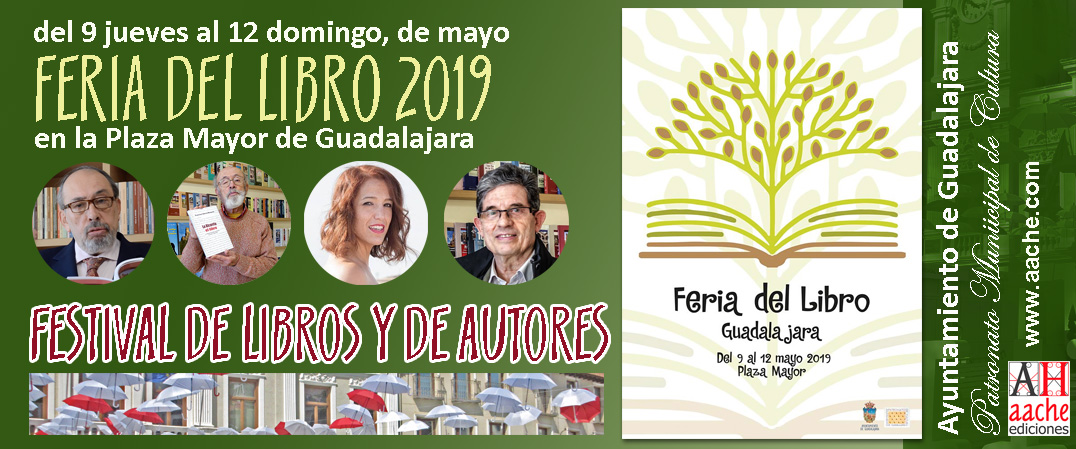 Feria del Libro de Guadalajara 2019