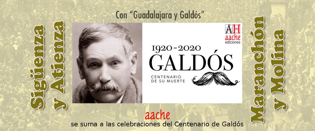En el centenario de Benito Pérez Galdós