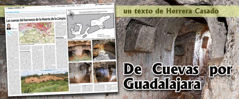 Cuevas del barranco de la Huerta de la Limpia